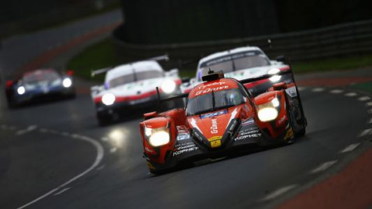 2018's Le Mans LMP2 Winners Disqualified Over Illegal Device Used To Speed Up Pit Stops