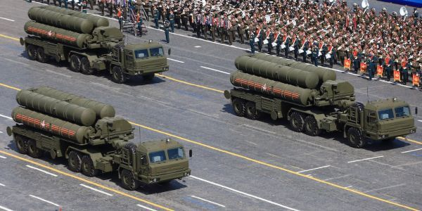 Turkey will reportedly start getting Russia's advanced missile defense system in 2019, despite US efforts to block it
