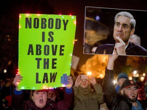 Thousands of people rally in support of Mueller in nationwide demonstrations - here's how it played out
