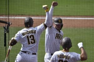 Polanco's Double Leads Twins Past Tigers 3-2