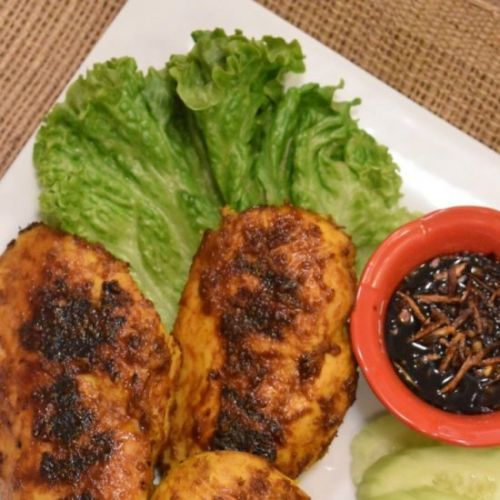 Indonesian Barbecue Chicken