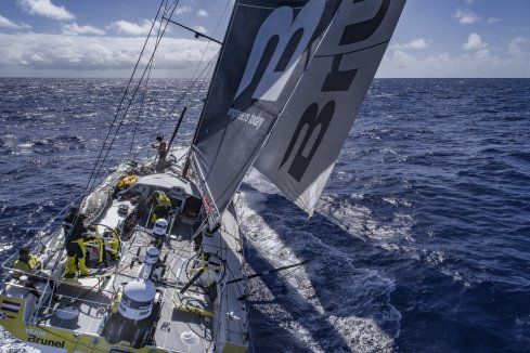 Are You Tough Enough? This Round-the-World Race is Known as the 'Everest of Sailing'