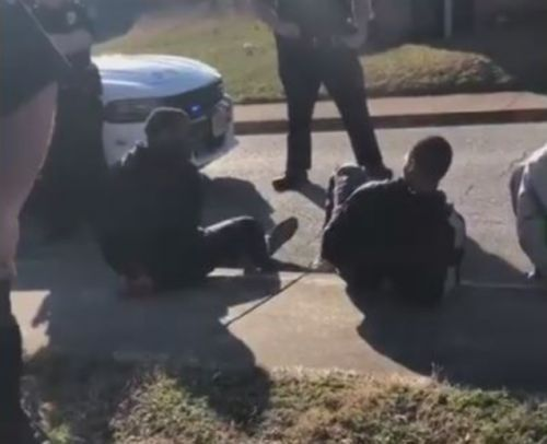 Va. Police Pull Guns, Handcuff College Students Over Broken Tail Light. Cop Claims Supreme Court Gives Him the Right
