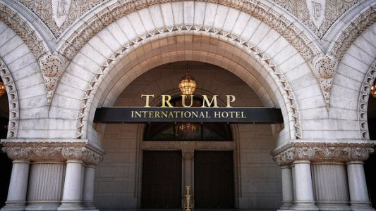 Yelp Users Are Dragging Trump Hotels By Leaving 'S**thole' Reviews
