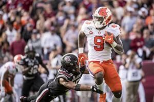 Clemson's Etienne, UNC's Howell earn ACC's individual awards