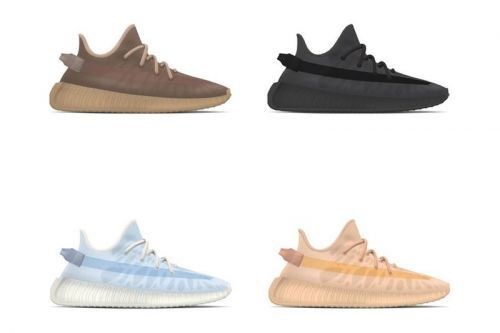 """Kanye West's adidas YEEZY BOOST 350 V2 Enters New Era with the """"Mono Pack"""""""
