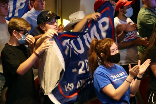 Blame game erupts over Trump's decline in youth vote