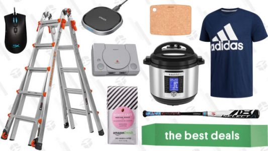 Tuesday's Best Deals: Adidas, Instant Pot, MacBook Pro, and More