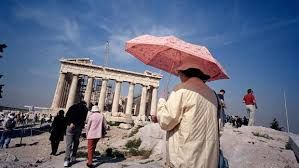 Greek tourism on an upswing; expects better in 2019