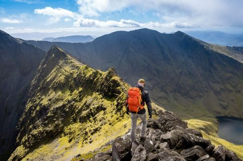 Hiking Carrauntoohil: Ireland's Highest Mountain