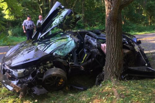Someone Bought a $300,000 McLaren 720S and Wrecked It the Next Day