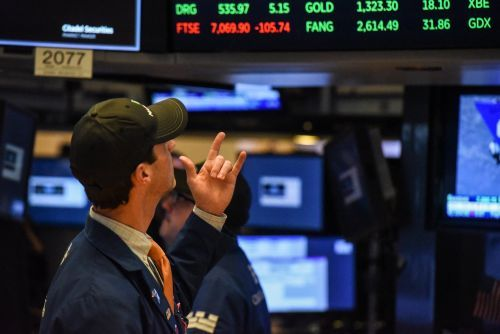 Wall Street gets a reprieve on 2 of its biggest worries about the economy