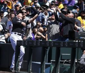 Gray strikes out 11 to help Rockies beat Padres 5-2