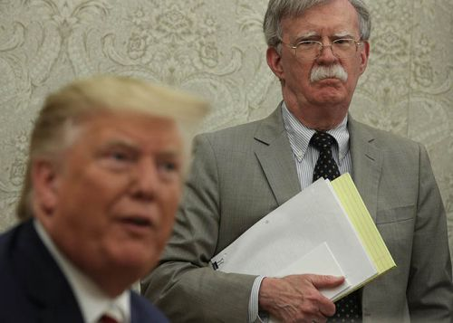 POLITICO Playbook: What Bolton means for impeachment
