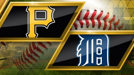 Osuna Home Run, Pirates beat Tigers 8-3 for doubleheader split