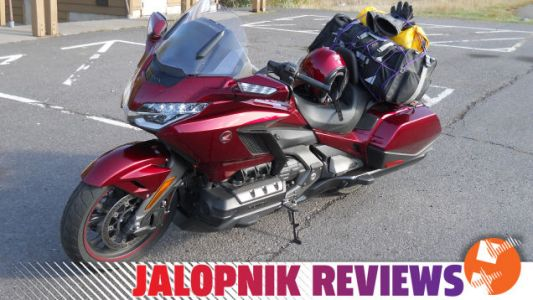I Put 2,300 Miles On A New Honda Gold Wing And Now I Dig Dual-Clutch Motorcycles