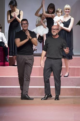 Stefano Gabbana says sexual harassment is 'not violence'