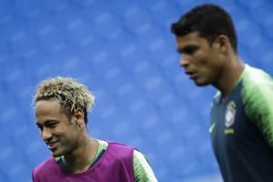 World Cup city Rostov star-struck by yellow-clad Brazilians