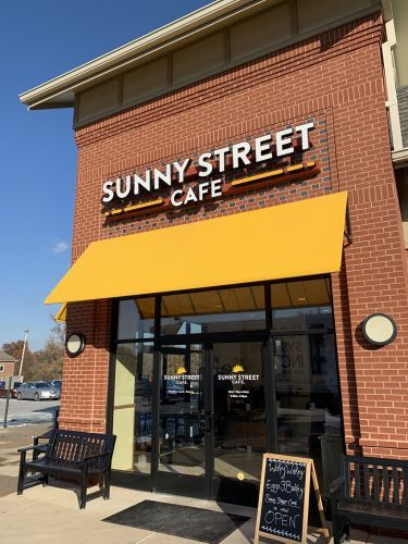 Sunny Street Cafe Now Open in Des Peres, Missiouri