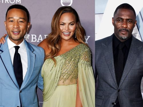 Chrissy Teigen tried to argue that former Sexiest Man Alive Idris Elba probably wasn't as attractive in 1995, but he proved her wrong with a throwback pic