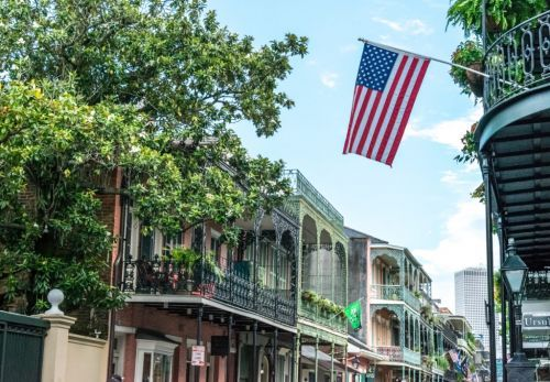 How to Celebrate Independence Day in New Orleans