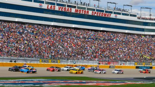 What channel is NASCAR on today? TV schedule, start time for Sunday's Las Vegas race