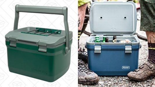Start Spring Early With This Discounted Coleman Cooler