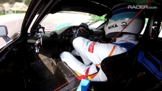 Fun Fact: The McLaren F1 GTR's Downshifts Come Directly From Heaven