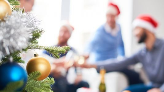 Holiday Parties Gone Wrong: Careful Where You Hang The Mistletoe