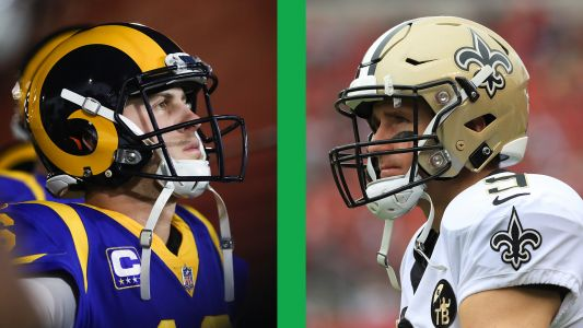 NFL playoffs 2019: Jared Goff vs. Drew Brees