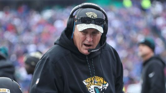 Jaguars reward Tom Coughlin, Doug Marrone with two-year extensions