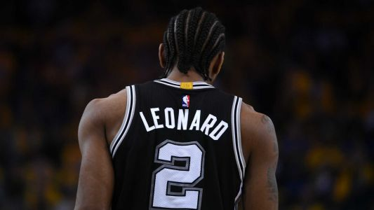Gregg Popovich would be 'surprised' if Kawhi Leonard returns this season