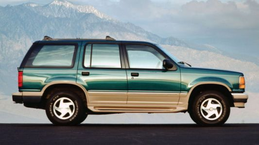 If 1990s SUVs are about to become hot collectibles, I welcome the day when the Eddie Bauer Edition F
