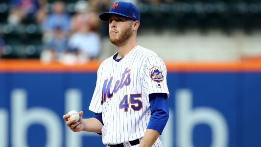 Mets pitcher Zack Wheeler undergoes stomach injections to promote bone strength