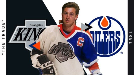 Wayne Gretzky trade tree: 'The Trade' and the many branches that grew from it