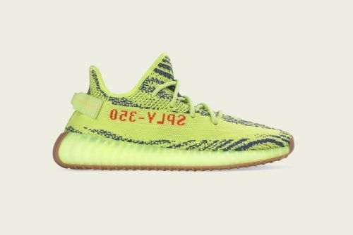 """Adidas Is Bringing Back the YEEZY BOOST 350 V2 """"Semi Frozen Yellow"""""""