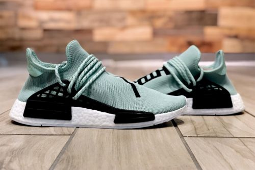 This Rare Pharrell Williams x adidas Originals Hu NMD Can Be Yours for $12,000 USD