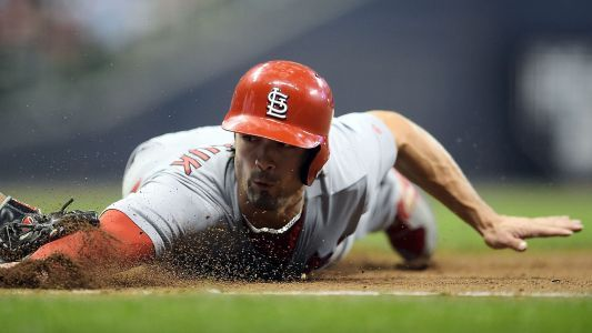 MLB trade news: Blue Jays acquire OF Randal Grichuk from Cardinals