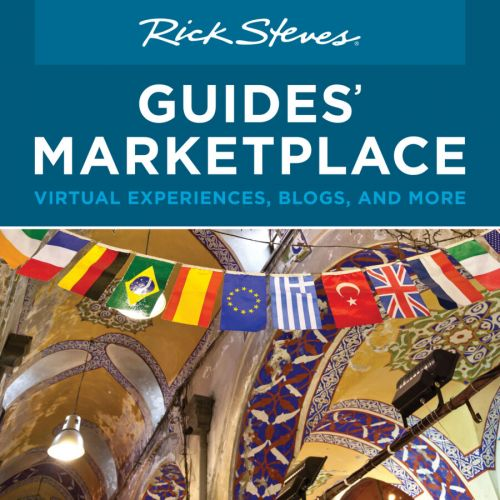 Staying Connected with Our European Guides: Notes from the Guides' Marketplace