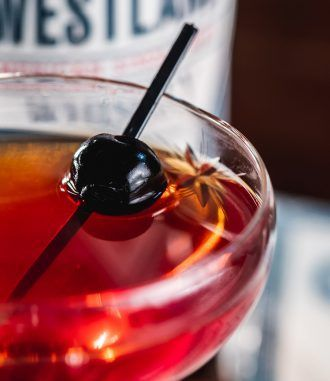 Stateside Manhattan Recipe