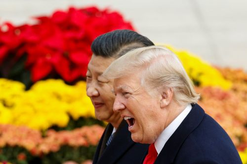 China needs the world more than ever right now. Don't tell Donald Trump