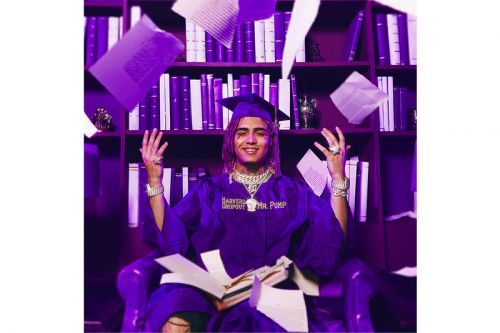 Lil Pump Drops Long Awaited Album 'Harverd Dropout'