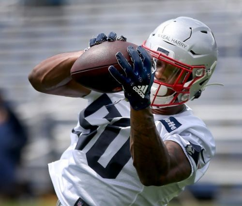 Patriots minicamp recap: Wide receiver competition coming into focus