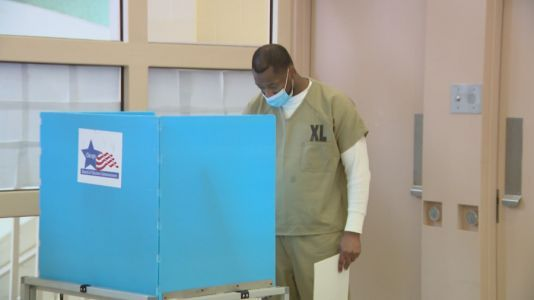 Early voting opens for inmates at Cook County Jail