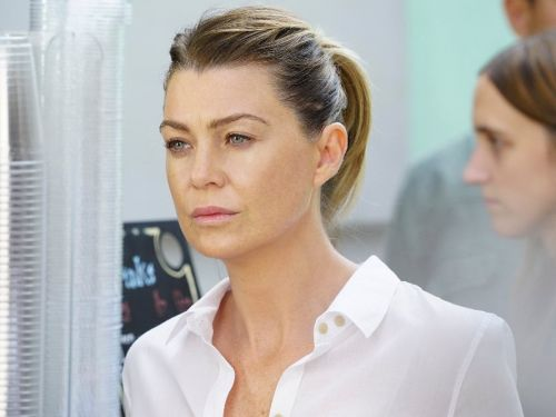 'Grey's Anatomy' star Ellen Pompeo says she made less than her male co-star - and her request to make more than him was denied