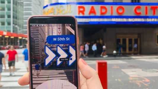 Your Google Maps Is About to Get an AR-Directions Upgrade-Here's What to Expect
