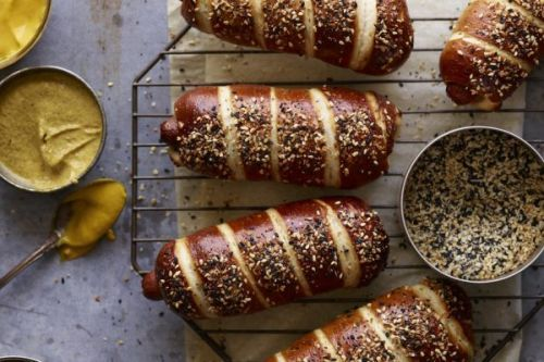 Everything Pretzel Dogs