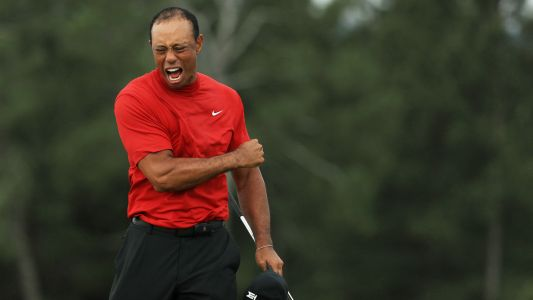 Masters 2019: Tiger Woods finally provides major moment we've been waiting for