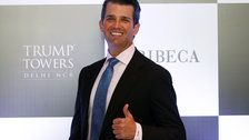 Donald Trump Jr. Is Giving A Speech In India This Week - About What, We Have No Idea