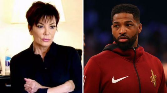 Twitter Can't Wait for Tristan Thompson to Face the Wrath of Kris Jenner After Cheating on Khloé Kardashian